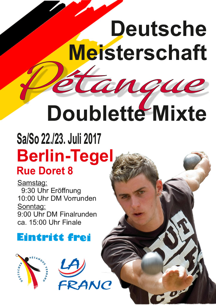 DM mixte Berlin 2017